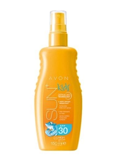 Avon Sun Çocuklar İçin Güneş Spreyi Spf30 150 Ml. Renkli